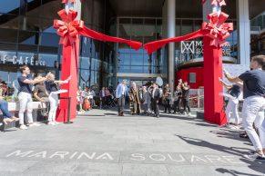 Marina Square Opens!