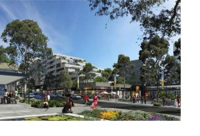 Tallawong Town Centre approved